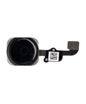 Apple iPhone 6S Home Button With Home Flex Cable Assembly, High Quality-Black
