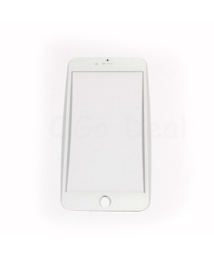 Apple iPhone 6 Plus Front Glass Lens Replacement, High Quality - White