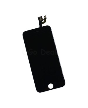 Apple iPhone 6 Digitizer and LCD Screen Assembly with Frame Replacement - Black(Aftermarket LCD TM)