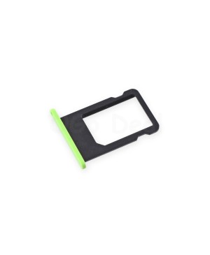 iPhone 5C Nano SIM Card Tray - Green
