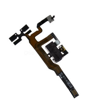 Apple iPhone 4S Headphone Jack and Volume Flex Cable - Black, Ori new