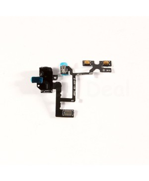 Apple iPhone 4 Headphone Jack and Volume Flex Cable - Black, Ori new