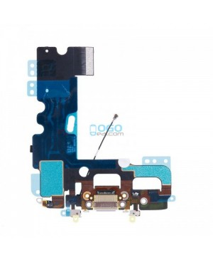 Charging Dock Port Flex Cable Replacement for iPhone 7 Plus - White