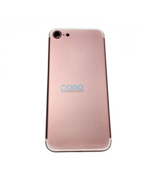 Battery Door/Back Cover Replacement for iPhone 7 - Rose Gold