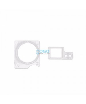 Front Camera Bezel + Sensor Retaining Bracket Replacement for iPhone 7
