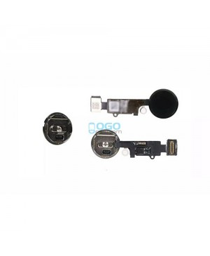 Back Home Button Flex Cable Replacement for iPhone 7 Black