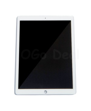 """iPad Pro 12.9"""" LCD Screen and Digitizer Assembly replacement Original White"""