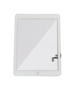 iPad Air Front Glass and Digitizer Touch Panel, Original - White