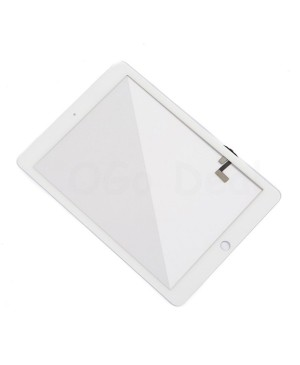 iPad Air Front Glass and Digitizer Touch Panel, High Quality - White