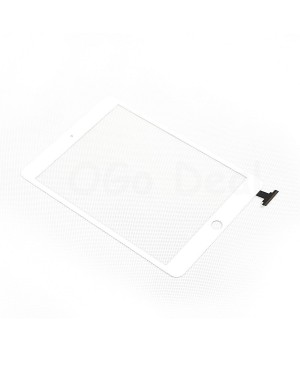 iPad Mini 3 Front Glass/ Digitizer Touch Panel, High Quality - White