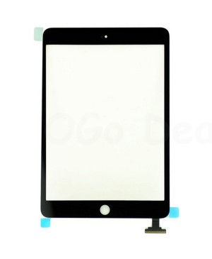 iPad Mini 1/2 Front Glass / Digitizer Touch Panel, Ori - Black