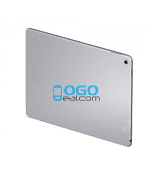 "Battery Door/Back Cover Replacement for iPad Pro 9.7"" - Silver"