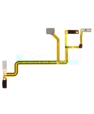 Factory Wholesale iPod Touch 5th Gen  Power and Volume Button Flex Cable (  16GB) - Ogo Deal