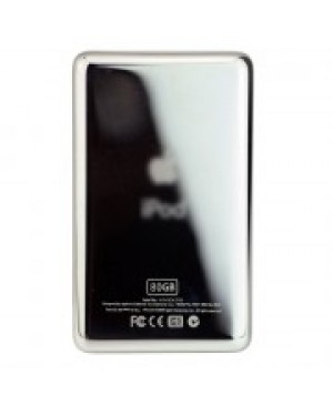 Battery Door/Back Cover Replacement for iPod Video 5th Gen 80GB