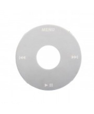 Click Wheel Replacement for iPod Video 5th Gen - White