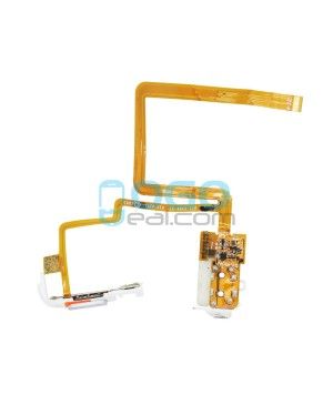 Headphone Jack Flex Cable Replacement for iPod Video 5th Gen 60GB 80GB