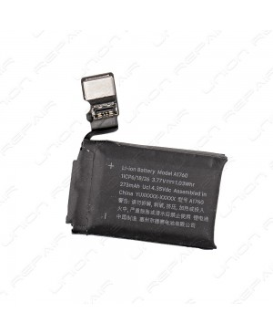 Genuine Li-ion Battery Replacement for Apple Watch(Series 2) 38mm