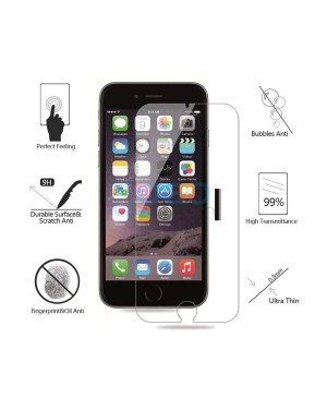 10pcs iPhone 6 Plus/6S Plus Tempered Glass Screen Protector Film Guard 9H Without retail Packing Box