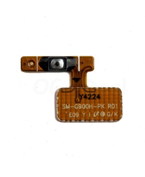 Power Button Flex Cable Replacement for Samsung Galaxy S5