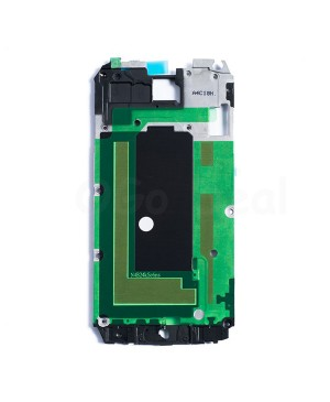 LCD front Support Frame Bezel /Middle Plate Replacement for Samsung Galaxy S5