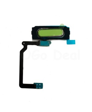 Home Button Keypad Flex Cable Replacement for Samsung Galaxy S5 - White