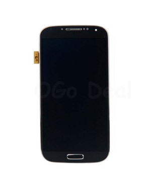LCD Screen and Digitizer Assembly Replacement for Samsung Galaxy S4 IV GT-i9505 - Black