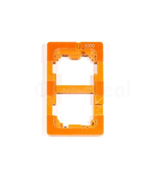 LCD and Outer Glass Lens Refurbishment UV LOCA Glueing Mould for Samsung Galaxy S3 III