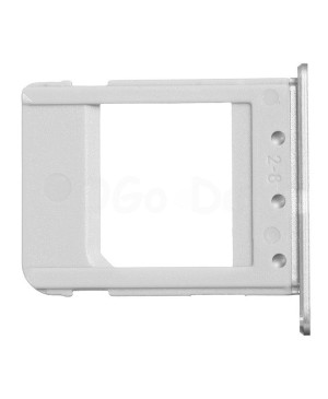 SIM Card Tray Replacement for Samsung Galaxy Note 5 Silver