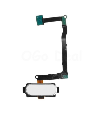 Home Button Keypad Flex Cable Replacement for Samsung Galaxy Note 5 - White