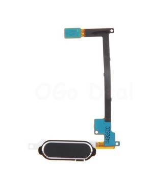 Home Button Keypad Flex Cable Replacement for Samsung Galaxy Note 4 - Black