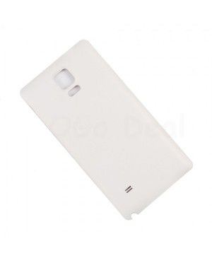 Battery Door/Back Cover Replacement for Samsung Galaxy Note 4 White