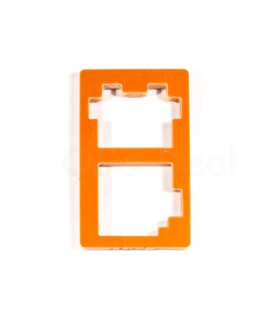 LCD and Outer Glass Lens Refurbishment UV LOCA Glueing Mould for Samsung Galaxy Note 3
