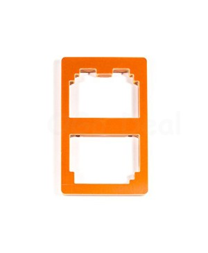 LCD and Outer Glass Lens Refurbishment UV LOCA Glueing Mould for Samsung Galaxy Note 2