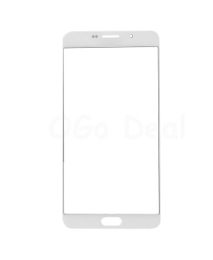Front Glass Lens Replacement for Samsung Galaxy A9 (2016) A9000 White