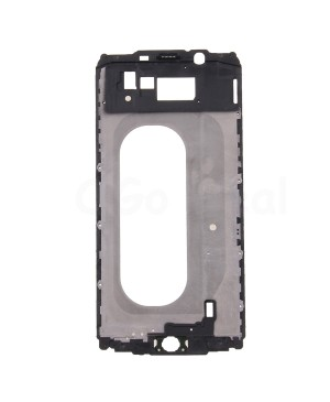 Front Housing LCD Frame Bezel Plate Replacement for Samsung Galaxy A9 (2016) A9000