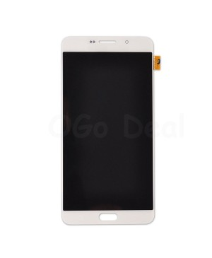 For Samsung Galaxy A9 (2016) A9000 LCD & Touch Screen Assembly  Replacement - White