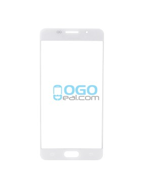 Front Glass Lens Replacement for Samsung Galaxy A7 (2016) A7100 White