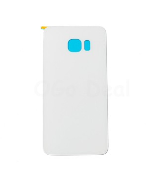 Battery Cover Replacement for Samsung Galaxy S6 Edge Plus White Ori