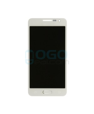 LCD & Digitizer Touch Screen Assembly Replacement for Samsung Galaxy A3 - White