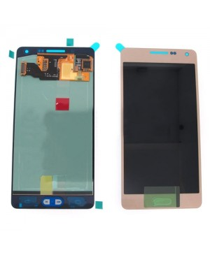 LCD & Digitizer Touch Screen Assembly Replacement for Samsung Galaxy A5 - Gold
