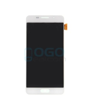 LCD & Digitizer Touch Screen Assembly Replacement for Samsung Galaxy A5 2016 A510 - White