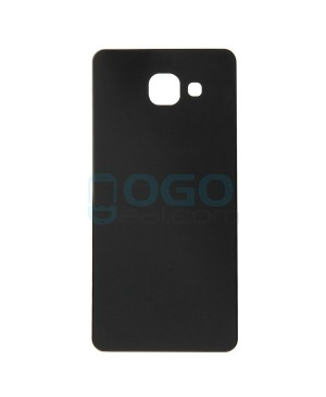 Battery Door/Back Cover Replacement for Samsung Galaxy A5 2016 A510 - Black