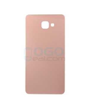 Battery Door/Back Cover Replacement for Samsung Galaxy A5 2016 A510 - Rose Gold