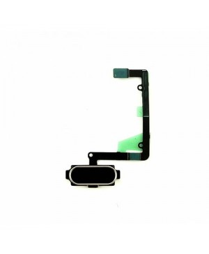 Back Home Button Fingerprint Sensor Flex Cable Replacement for Samsung Galaxy A5 2016 A510 Gold