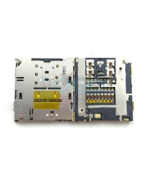 SIM Card Reader Replacement for Samsung Galaxy A8