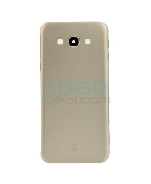 OEM Battery Door/Back Cover Replacement for Samsung Galaxy A8 - Gold