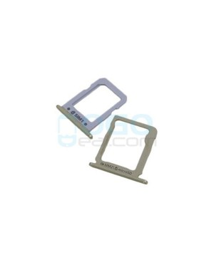 SIM & SD Card Tray Replacement for Samsung Galaxy A8 Gold