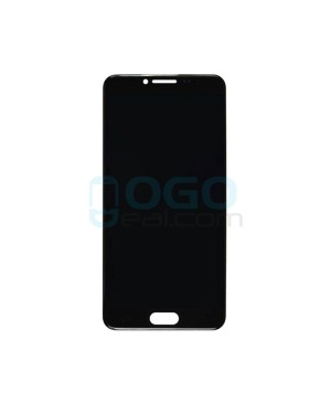 LCD & Digitizer Touch Screen Assembly Replacement for Samsung Galaxy C5 - Black