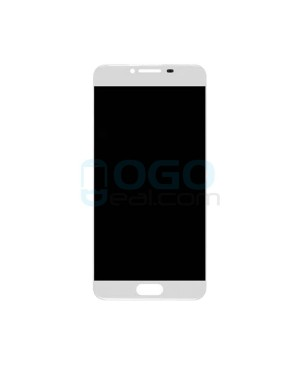 LCD & Digitizer Touch Screen Assembly Replacement for Samsung Galaxy C5 - White