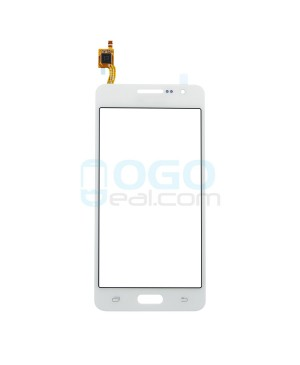 Digitizer Touch Glass Panel Replacement for Samsung Galaxy Grand Prime White